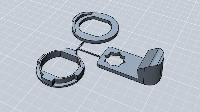 The boot lock modification design