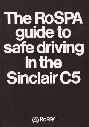 The RoSPA Guide to Safe Driving