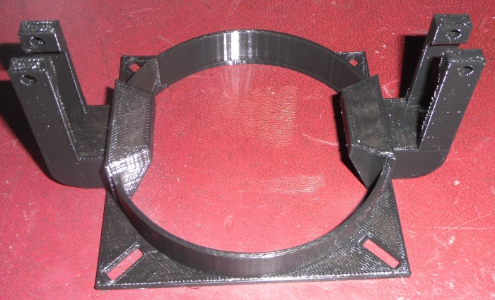 Motor Cooling Fan Connector 1
