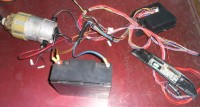 Sinclair C5 working electrics