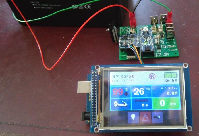 C5duino - Arduino Based Control Box